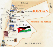 Jordan Classical tours  Petra Wadi Rum Dead Sea from Eilat Jerusalem and more