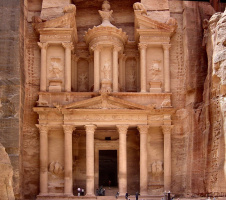 Tours to Jordan from Jerusalem Petra wadi rum dead Sea Jerash