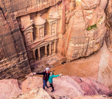 Private Petra Tour Guide Trails