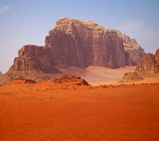 Private Wadi Rum Torus