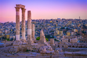 Amman City Tour Half Day Tour 1