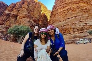 Explore Jordan Tour 6 day tour 5 nights 6