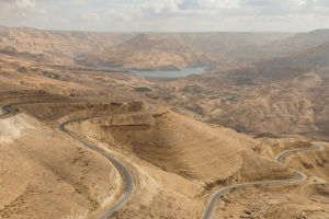 Kings Hwy from Amman to Petra