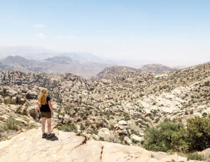 Kings Hwy from Amman to Petra (Madaba, Mt Nebo, Wadi Mujib Viewpoint, Karak, Dana Viewpoint) 1