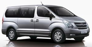 Tours Transporttion mini van in Jordan 08