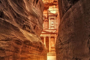 Petra and Wadi Rum one day from Dead Sea 1