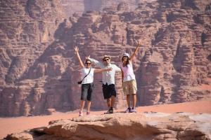 Petra, Dead Sea and Wadi Rum Shore Excursion Aqaba Port 1
