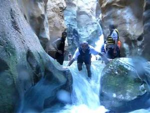 Wadi Al Mujib Day Tour from the Dead Sea 3