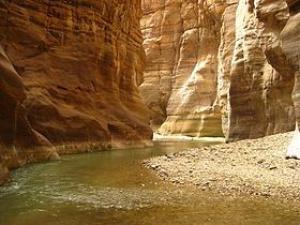 Wadi Al Mujib Day Tour from the Dead Sea 1