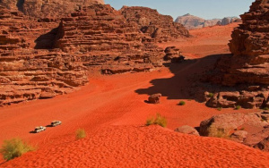 Wadi Rum Day Trip from Amman 1