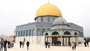 03 Days - 02 Nights Tour to Jerusalem , Jericho, Qumran and Masada from Amman & Jordan 1