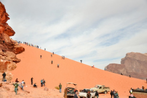 5 day 4 night Best of Southern Jordan Tour from Aqaba Airport 1