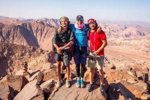 Jabal Burdah Mountain Trekking Tour in Wadi Rum 1