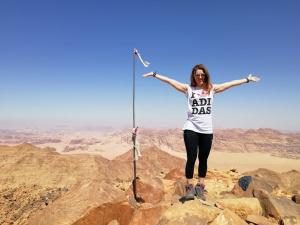 Jabal Um Ad Dami Mountain Trekking Tour in Wadi Rum 1