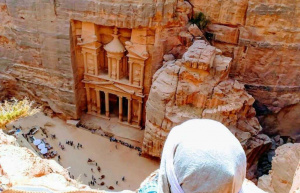 Jordan Red Jewels of the South 4 day 3 night tour (Wadi Rum, Petra and Aqaba) from Eilat Border 1
