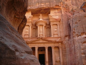 Petra Main Trail guided tour