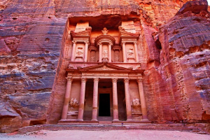 Petra and Wadi Rum Day trip from Aqaba City 1