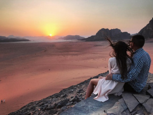 Petra & Wadi Rum Day trip from Eilat Border (Full Day without overnight ) 1