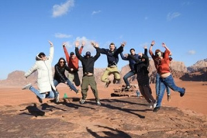 Petra & Wadi Rum Tour for 03 Days - 02 Nights from Eilat border 1