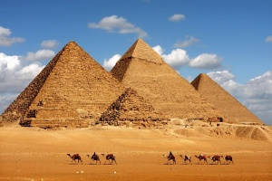 Pyramids, Petra & Promised Land in 19 Days 2