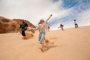 Jordan Family Tour 8 days itinerary through Jordan 5