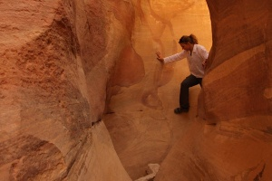 The Trail of Wadi Mudhluim petra tour 17