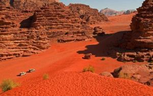 Wadi Rum Day trip from Eilat Border 1