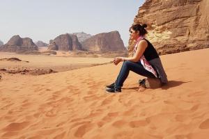 Wadi Rum Experience and Petra Tour (02 Days in Wadi Rum ) from Aqaba City 1