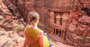 Wadi Rum Experience with Petra for 03 Days - 02 Nights From Eilat Border 1