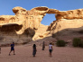 Wadi Rum & Petra for 03 days - 02 Nights from Eilat Border 5