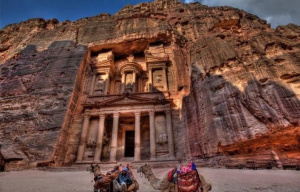 Wadi Rum & Petra Tour for 02 Days - 01 Night from Aqaba 1