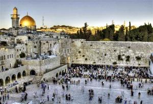 islamic tour in israel