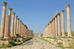 2-day Jerash, Amman & Petra from Jerusalem 05