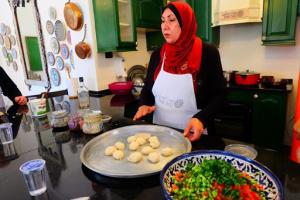 Dinner Suggestion at  Beit Sitti  in Amman 01