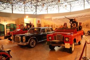 The Royal Automobile Museum Jordan Tours Optional  02