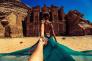 Petra jordan tour trip vacation holiday 10