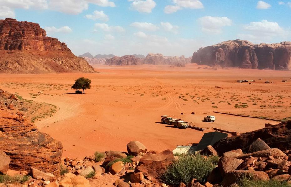 Best Time of Year to Visit Jordan